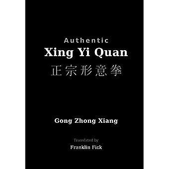 Autentisk Xing Yi Quan