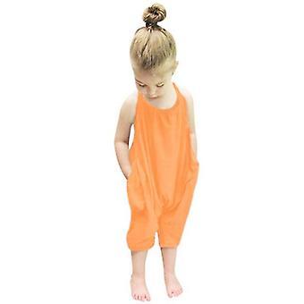 ベビー服、子供たちは夏のジャンプスーツをスリング