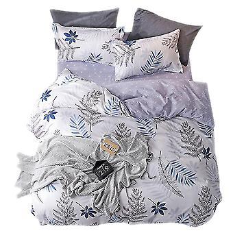 Leaves Printed bedding set