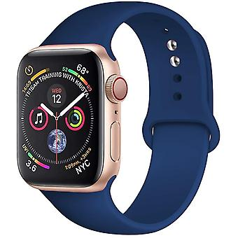 Silicone Strap Rubber Watch Band Sport Bracelet Belt Apple Watchs