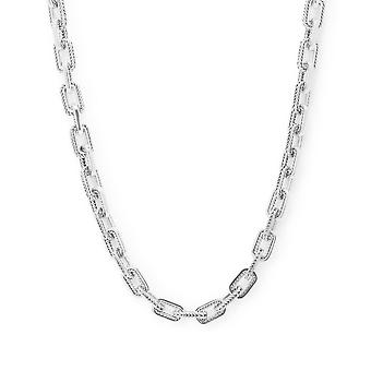 Buddha To Buddha 120 The Barbara Link Silver Necklace