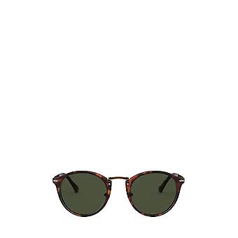 Persol PO3248S Havana gafas de sol unisex