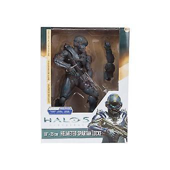 "Halo 5 guardians 10"" spartan locke figure helmeted"
