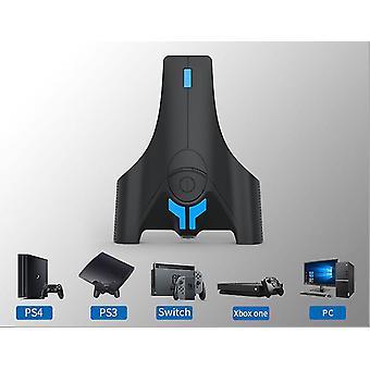 Vezetékes billentyűzet és egér adapter - Hordozható gaming egerek konverter Ps4 Xbox