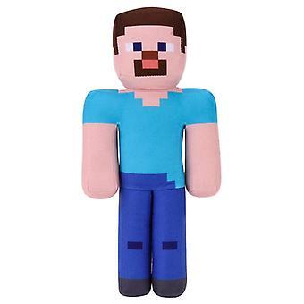 Minecraft Steve Cool Peluche Peluche Animal 35cm