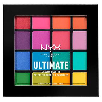 NYX Ultimate Palette Ombre Luminose 16X0,83 Gr