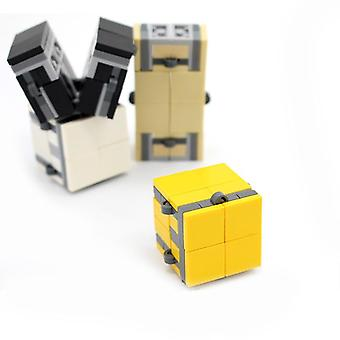 Assemble Building Blocks Cube