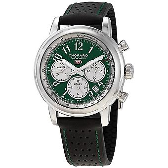 Chopard Mille Miglia Chronograph Automatic Green Dial Men's Limited Edition Watch 168589-3009
