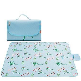 Portable outdoor picnic mat beach mat waterproof camping  blanket yspm-7