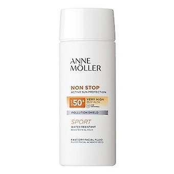 Anne Möller Loción Facial Toque Seco spf50+ 75 ml