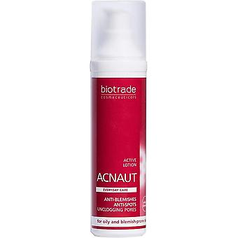 Acnaut Active Lotion 60 ml For Oily and Prone Skin, Clears Breakouts, Prevents from Pimples,