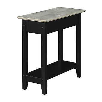 American Heritage Flip Tavolo di fascia alta con stazione di ricarica - R6-377
