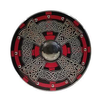 Mythologie nordique médiévale en bois Bouclier viking SWE77