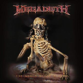 Megadeth - The World Needs A Hero Vinyl