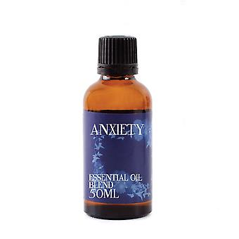 Mystic Moments Anxiety Essential Oil Blends 50ml