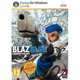 BlazBlue Calamity Trigger Game PC