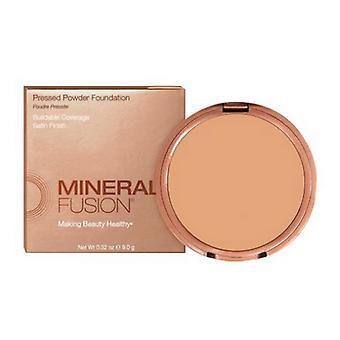 Mineral Fusion Pressad Pulver Foundation Djup 1, .32 Oz