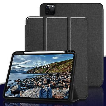 Ipad Pro 11 2021/2020 Soft Case Cover With Pencil Holder