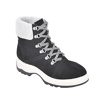 White Mountain Womens Bravo Lace-Up Booties