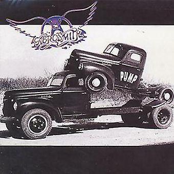 Aerosmith Pump CD (2001) NOVO