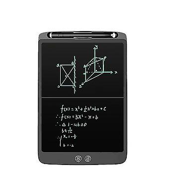 12 inch electronic drawing board, rewritable LCD electronic screen