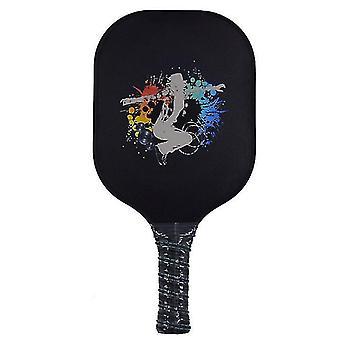 الكرة مجداف تعيين الجرافيت الكربون الألياف سطح مضرب، مضرب الرياضة في الهواء الطلق الأولمبية