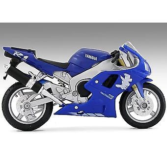 Yamaha YZF R1 (1999) Diecast modell motorcykel