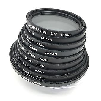 Lensfilter voor Canon Nikon Sony Pentax.