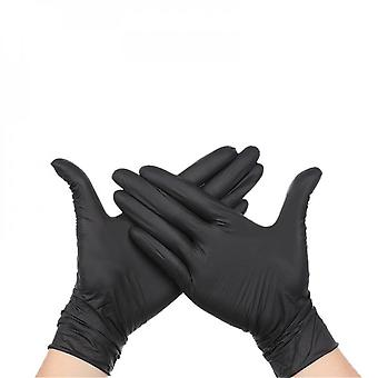 100 Pieces Of Disposable Food Grade Synthetic Protective Gloves
