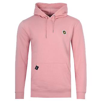 Forty Tom Organic Cotton Blend Hooded Sweatshirt - Flamingo Pink