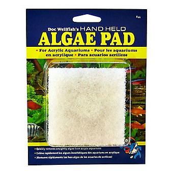 API Doc Wellfishs handhållna alger pad för akryl akvarier - Alger Pad - Akryl