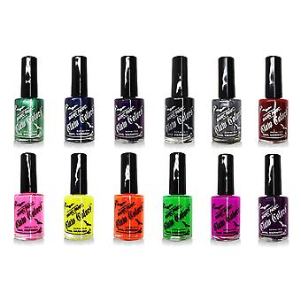 Manic Panic Claw Colors Nail Varnish Various Colours