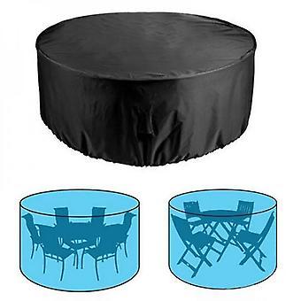 Mimigo الفناء يغطي الأثاث، والأثاث في الهواء الطلق يغطي غطاء المائدة المستديرة للماء