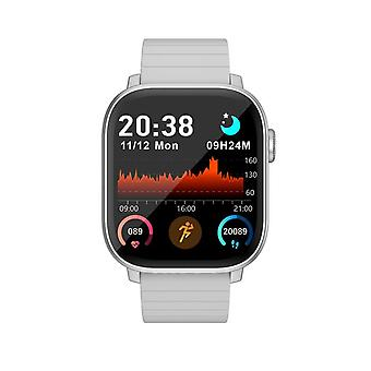 """1.4"""" Touch Screen Smart Watch Heart Rate Monitor Blood Pressure And Oxygen Sleep Som"""