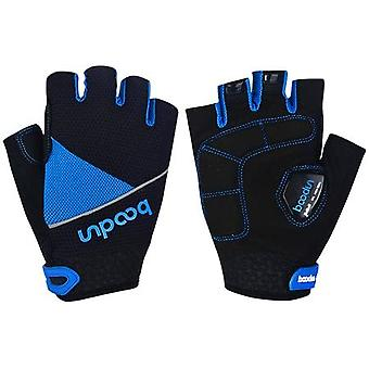 New Style Men's Mountain Bike Road Racing Gloves, High-quality Riding Half-finger Gloves