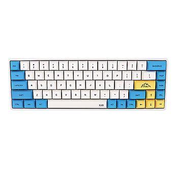 132-клавишная механическая клавиатура