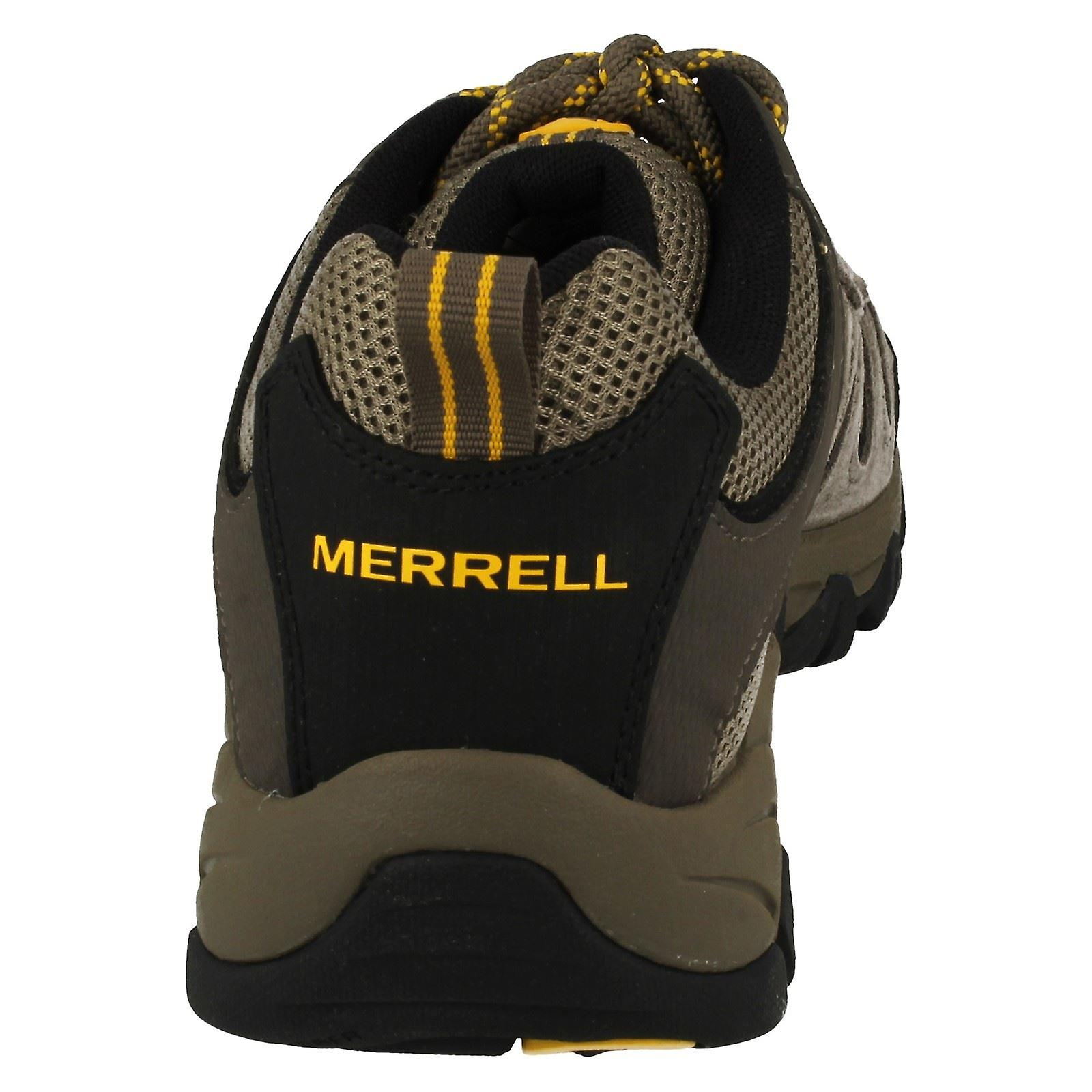 Mens Merrell Casual Lace Up formateurs Ridgepass boulon