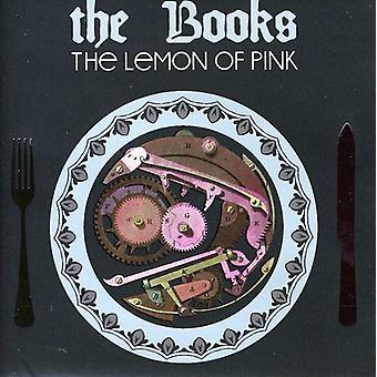 Books - Lemon of Pink [CD] USA import