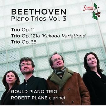 Beethoven / Gould Piano Trio - Piano Trios 3 [CD] USA import