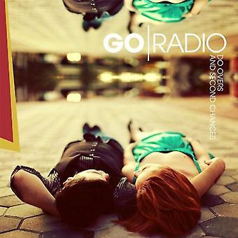 Go Radio - Do Overs & Second Chances [CD] USA import