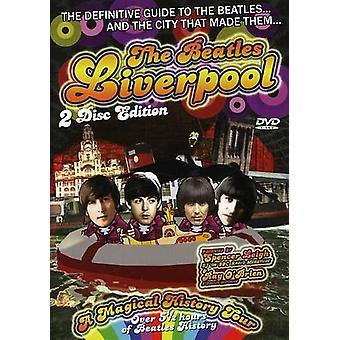 The Beatles Liverpool: A Magical History Tour [DVD] USA import