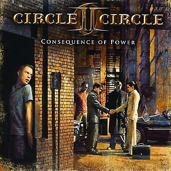 Circle II Circle - Folge Power [CD] USA import
