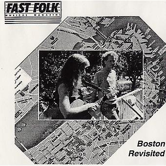Importer des Fast Folk Magazine Musical - Vol. 6-Fast Folk USA Boston R [CD] Magazine Musical (6)