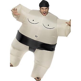 Sumoringer Kostüm Şişme Güreş Kostüm