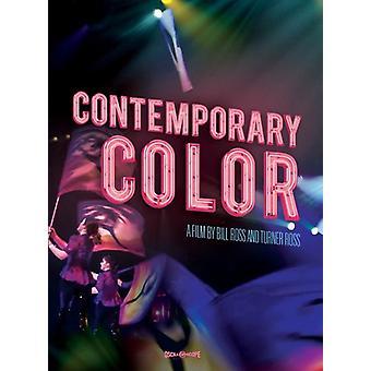 Contemporary Color [DVD] USA import