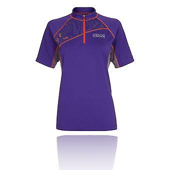 OMM Grid Women's Running T-Shirt