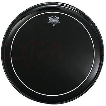 Remo Pinstripe Ebony 24inch Bass Drum Head
