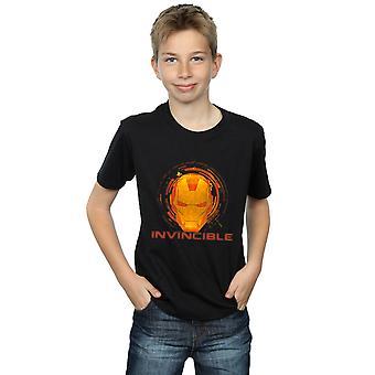 Marvel Iron Man unbesiegbar T-Shirt Boys