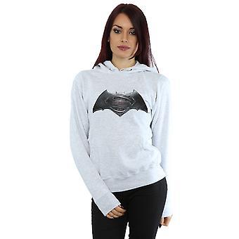 DC Comics Frauen Batman V Superman Logo Hoodie