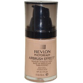 Photoready by Revlon Airbrush Effect Makeup SPF20 30ml Shell #003
